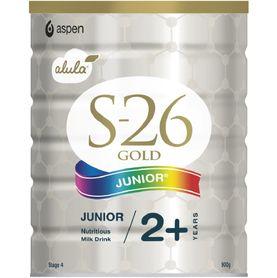 S-26 Gold Alula Milk Drink Junior 24months+ 900g