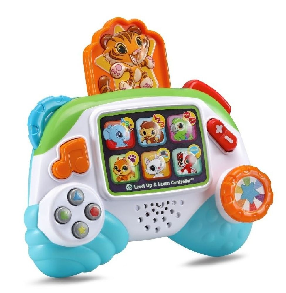 Leap Frog Level Up and Learn Controller