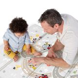 Disney Baby Mickey Mouse On The Road Large Folding Foam Playmat image 10