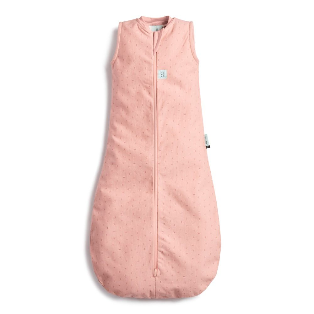 Ergopouch Jersey Sleeping Bag 0.2 Tog Berries 8-24 Months image 0