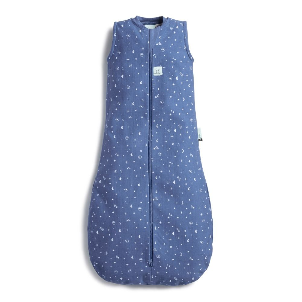 Ergopouch Jersey Sleeping Bag 1.0 Tog Night Sky 8-24 Months image 0