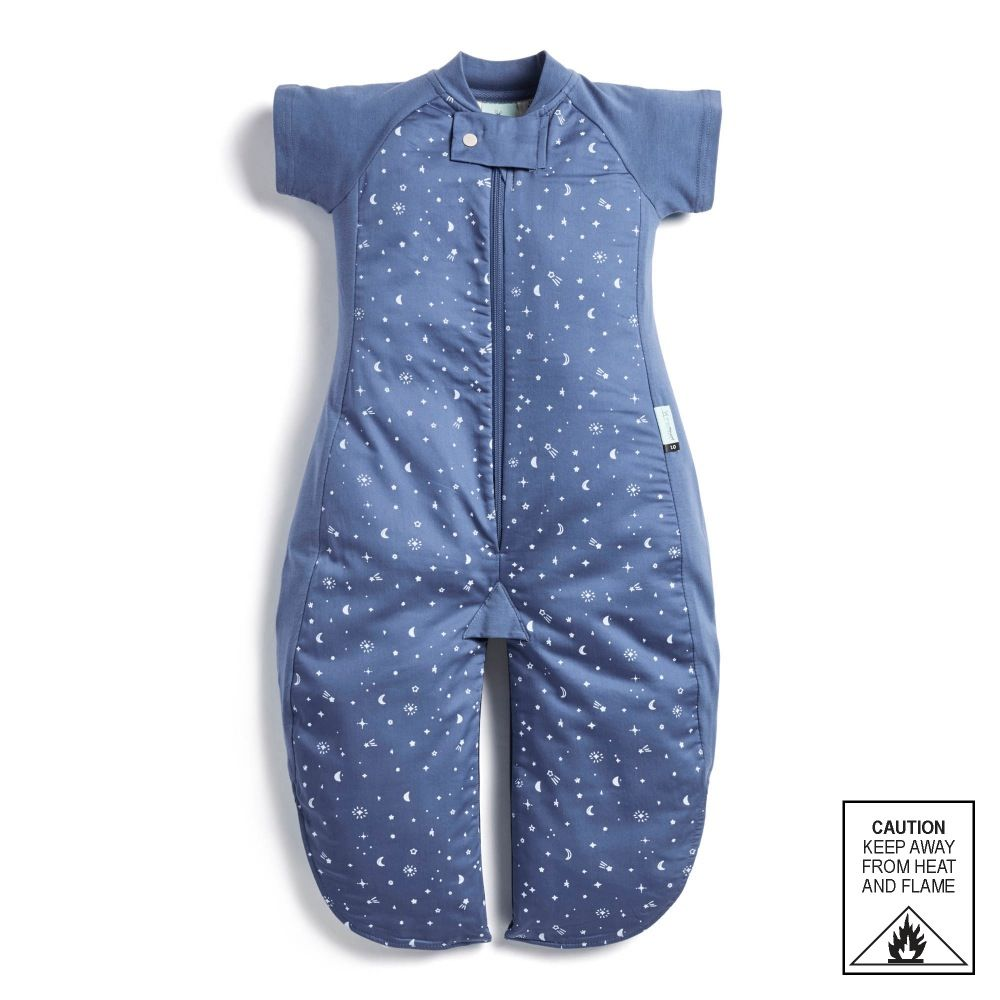 Ergopouch Sleep Suit Bag 1.0 Tog Night Sky 8-24 Months image 1