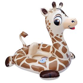 Beach Club Float Talker Giraffe Baby Seat