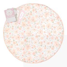 Lolli Living Meadow Playmat/Milestone Card Blush