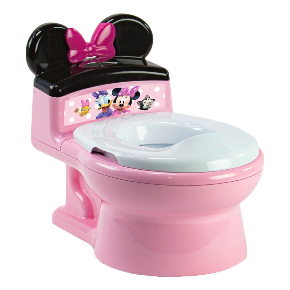 The First Years Minnie Mouse 2 in1 Potty System image 0