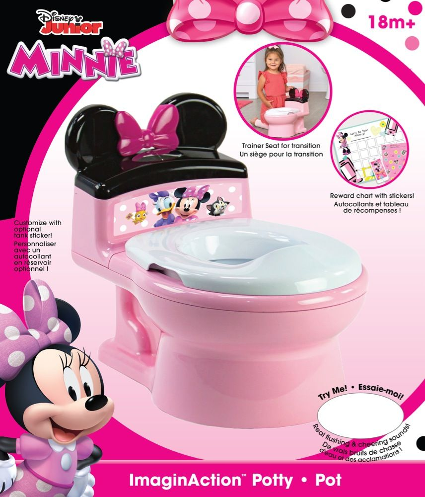 The First Years Minnie Mouse 2 in1 Potty System image 5
