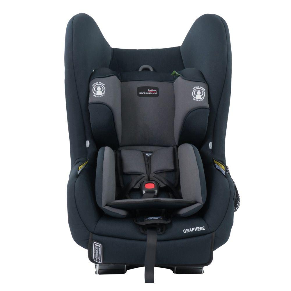 Britax Safe N Sound Graphene Convertible Car Seat Kohl