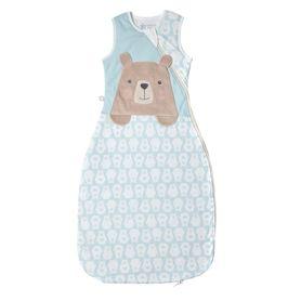 Tommee Tippee Grobag Sleeping Bag 1.0 Tog Bennie The Bear 6-18 Months