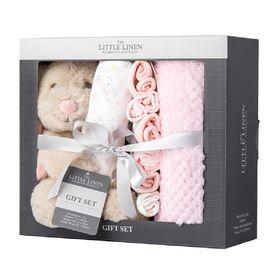 The Little Linen Co Gift Set Ballerina Bunny