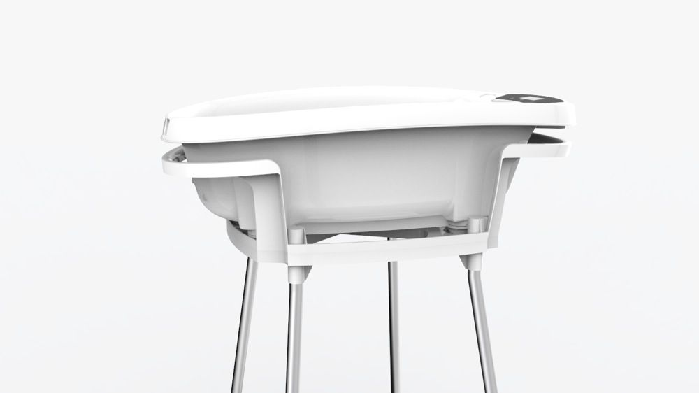 Aquascale Bath Stand New Gen Silver
