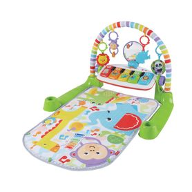 Fisher-Price Deluxe Kick & Play Piano Gym Assorted