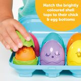 Tomy Toomies Hide & Squeak Bright Chicks image 6