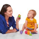 Tomy Toomies Hide & Squeak Egg & Spoon image 10