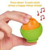 Tomy Toomies Hide & Squeak Egg & Spoon image 5
