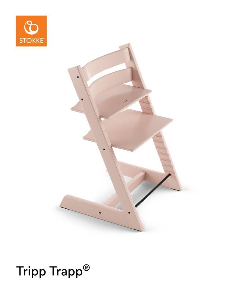 Stokke Tripp Trapp Highchair Serene Pink