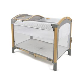 Jengo Oasis 2 In 1 Portacot With Changer - Grey
