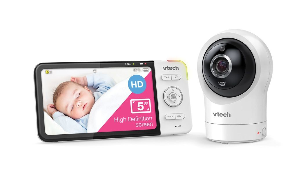 Vtech Video Monitor With Remote Access - RM5764HD