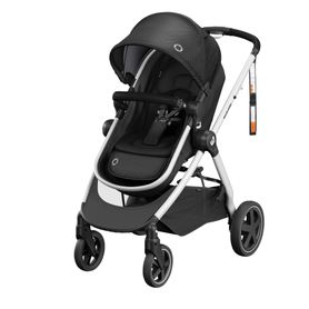 Maxi Cosi Zelia 2 Stroller Essential Black