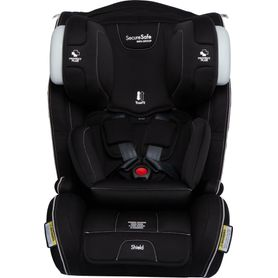 SecureSafe Shield Elite Carseat 12 Months To 8 Years Black