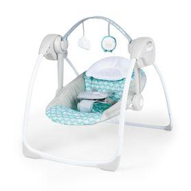 Ity by Ingenuity Swingity Swing Easy-Fold Portable Swing – Goji