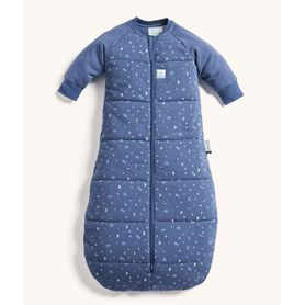 Ergopouch Jersey Sleeping Bag Long Sleeve 3.5 Tog Night Sky 3-12 Month