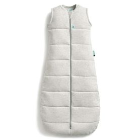 Ergopouch Jersey Sleeping Bag 2.5 Tog Grey Marle 3-12 Month