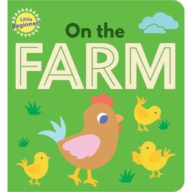 Little Beginners Mini Book - On The Farm