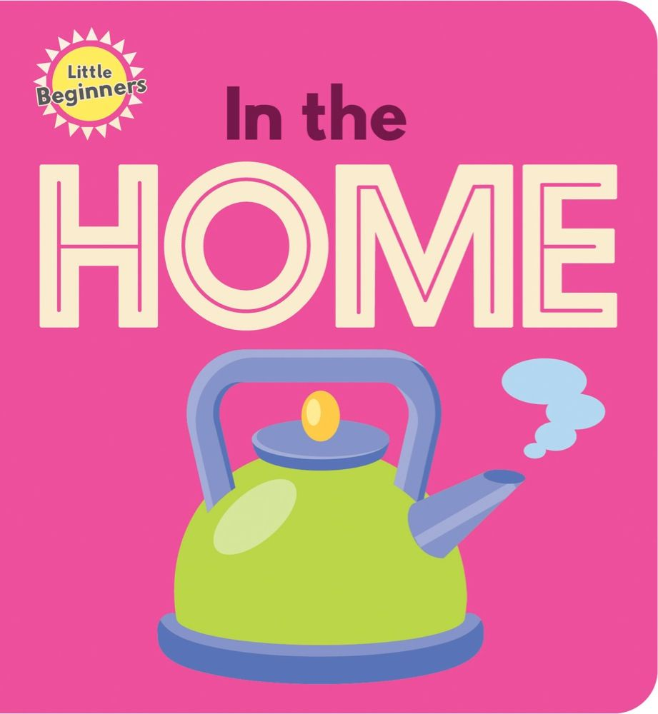 Little Beginners Mini Book - In The Home