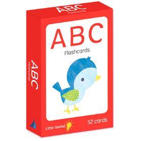 Little Genius Flashcards - ABC