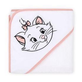 Disney Aristocats Hooded Towel