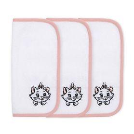 Disney Aristocats Wash Cloths 3 Pack