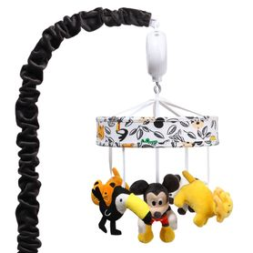 Disney Mickey Doodle Zoo Musical Mobile