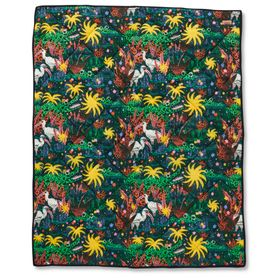 Kip & Co Quilted Bedspread Swamp
