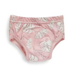 Bilbi Training Pant - Pink Botanica - Medium