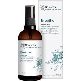 Bosistos Australian Natives Aroma Mist Spray - Breathe- 100ml