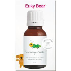 Euky Bear Essential Oil blend - Tummy Ease - 15ml