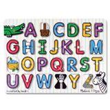 Melissa & Doug Alphabet Peg Puzzle image 0