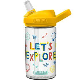 Camelbak Eddy+ Kids Bottle 400ML Let'S Explore