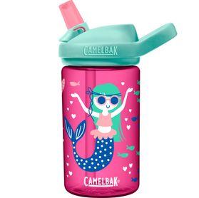 Camelbak Eddy+ Kids Bottle 400ML Mermaids & Narwhals