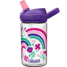 Camelbak Eddy+ Kids Bottle 400ML Rainbow Floral