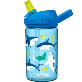 Camelbak Eddy+ Kids Bottle 400ML Sharks & Rays