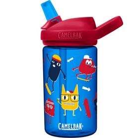 Camelbak Eddy+ Kids Bottle 400ML Skate Monsters