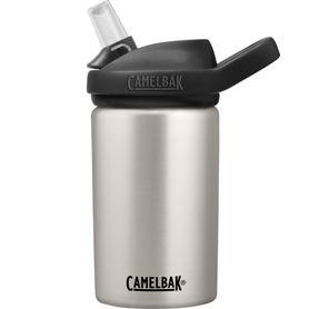 Camelbak Eddy+ Kids Stainless Steel Bottle 400ml Bare Steel