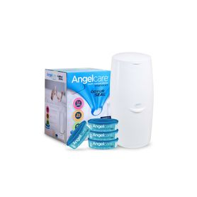Angelcare Nappy Disposal Starter Kit