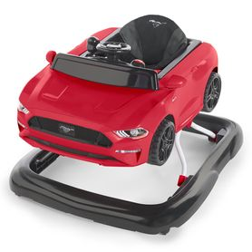 Bright Starts Ford Mustang 3 Ways to Play Walker - Red