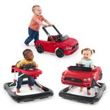 Bright Starts Ford Mustang 3 Ways to Play Walker - Red image 13