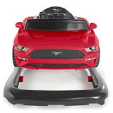 Bright Starts Ford Mustang 3 Ways to Play Walker - Red image 1
