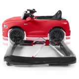 Bright Starts Ford Mustang 3 Ways to Play Walker - Red image 3