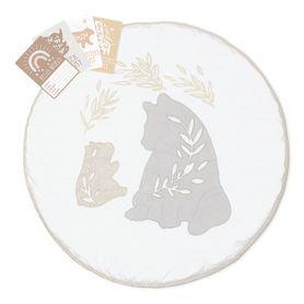 Lolli Living Bosco Bear Play Mat/Milestone Cards