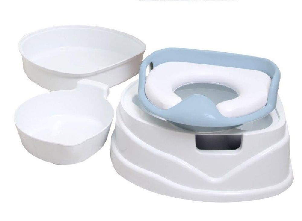 Roger Armstrong Primo 4 In 1 Potty Blue